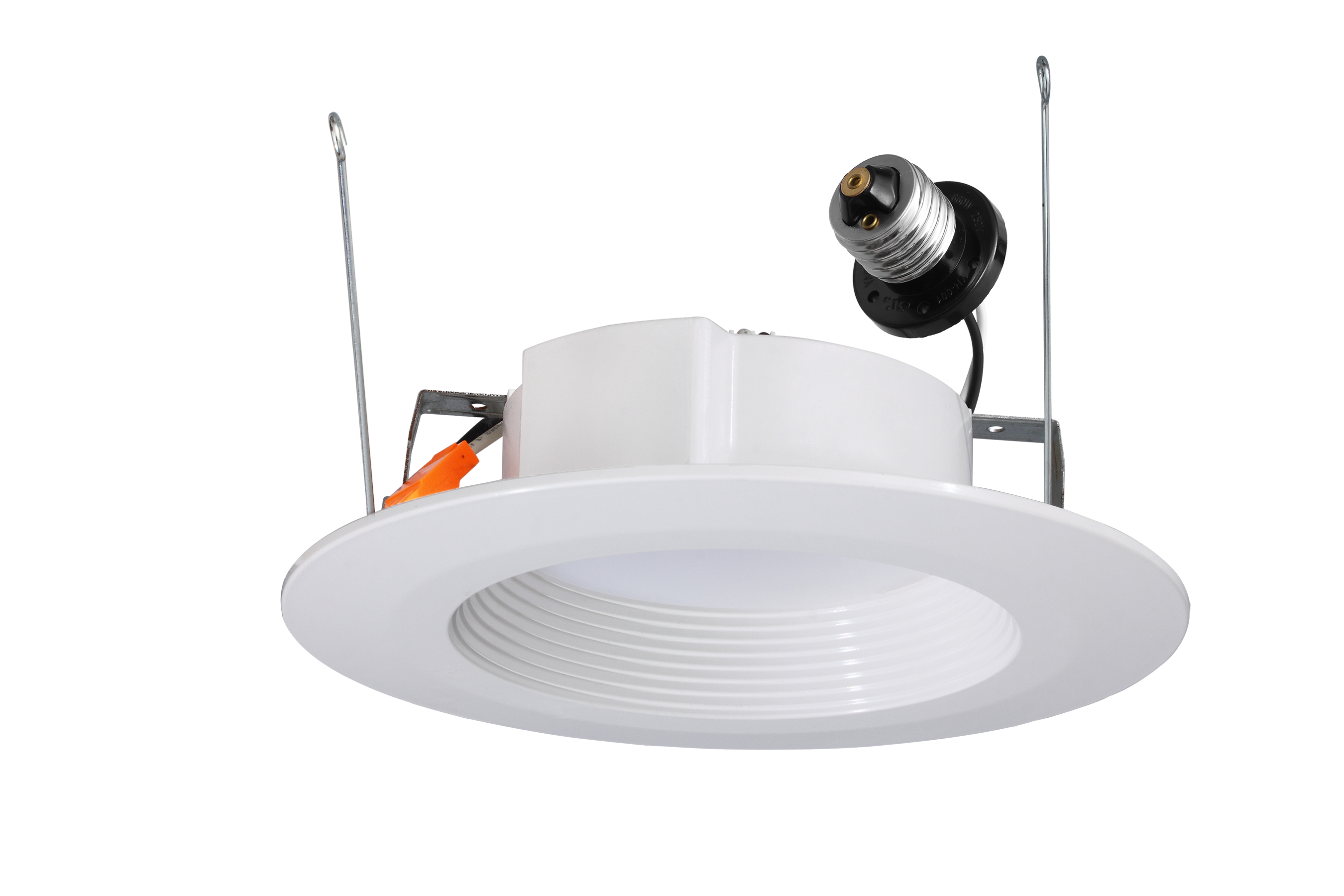"""5""""/6"""" AC Power LED Recessed Downlight"""