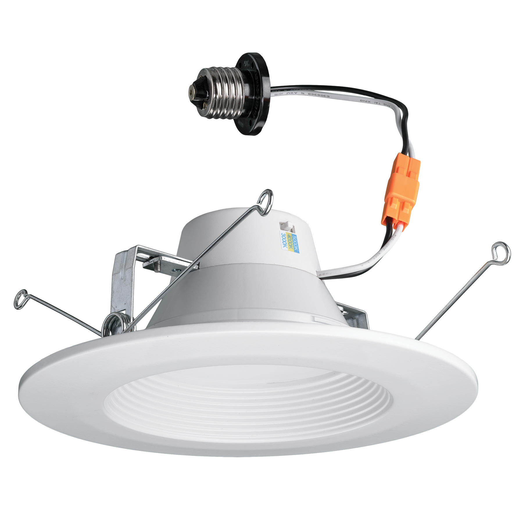 "5""/6"" Color Preference® LED Recessed Retrofit Downlight - 800lm"