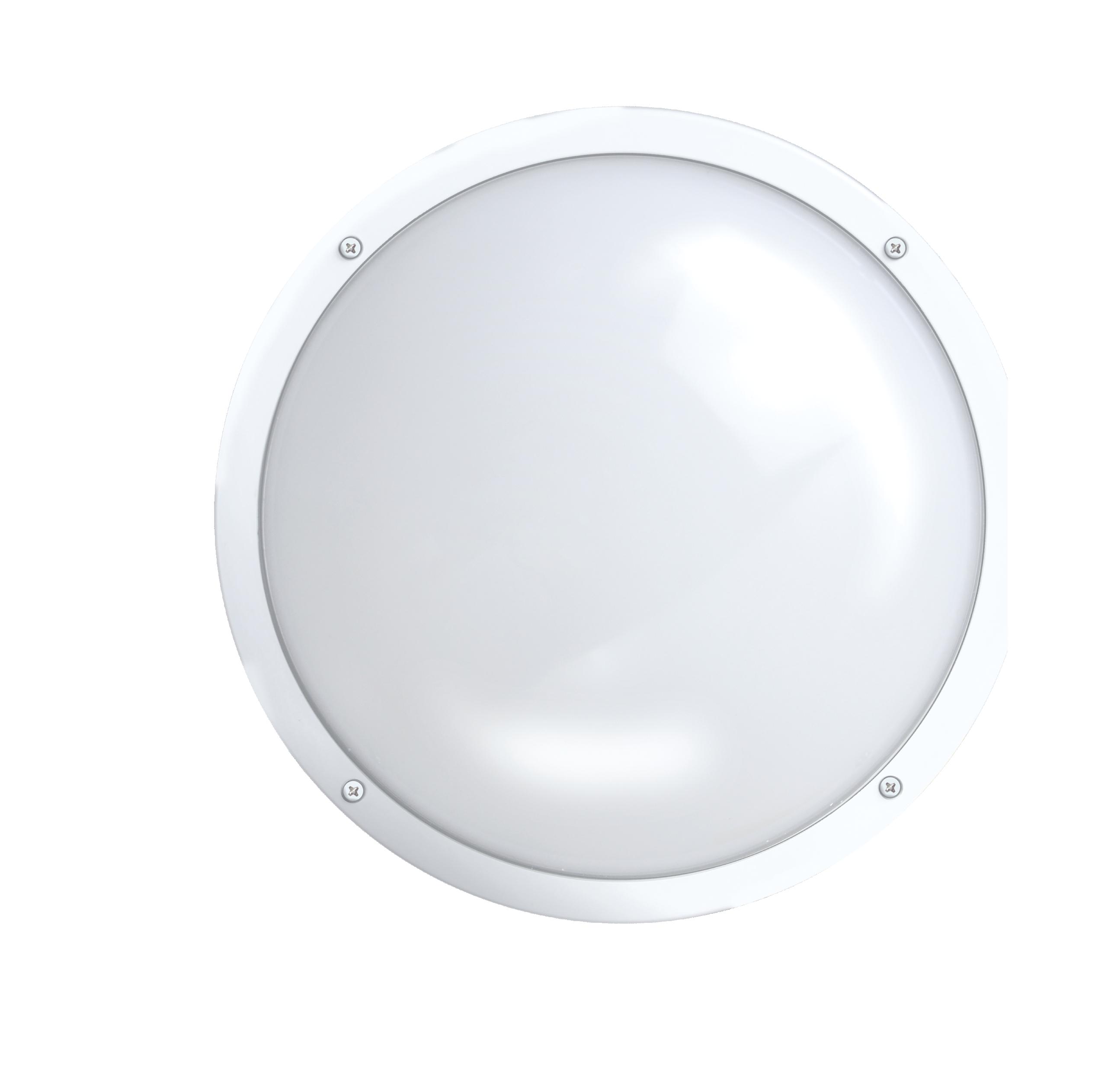 """Shorebreaker® 10"""" Outdoor Light - Round White"""