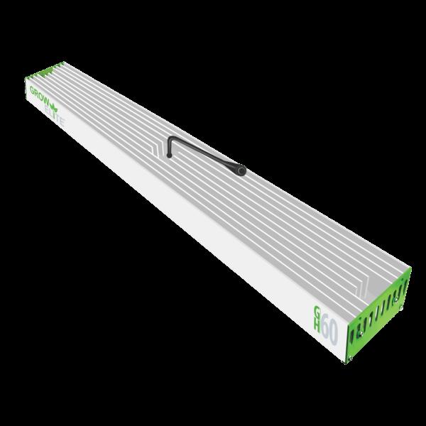 55408111 - Grow Elite® GH-60 4' Single Strip HO LED Grow Light